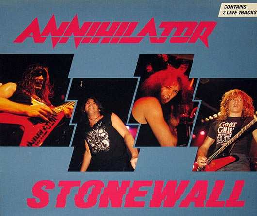 Annihilator - Stonewall