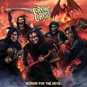 The Lurking Corpses - Workin' for the Devil