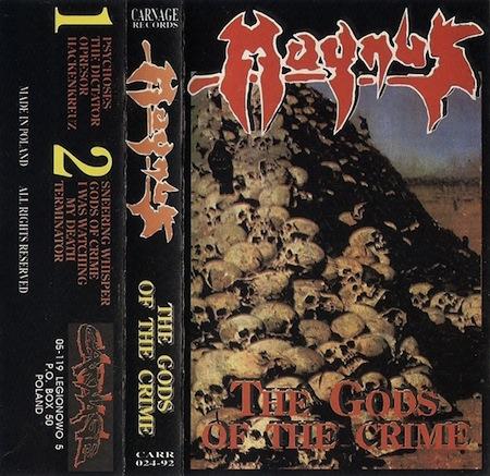 Magnus - The Gods of the Crime (1992)