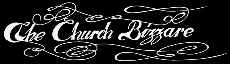 The Church Bizzare - Logo