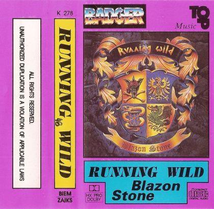 Running Wild - Blazon Stone