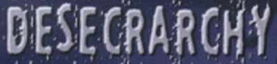 Desecrarchy - Logo