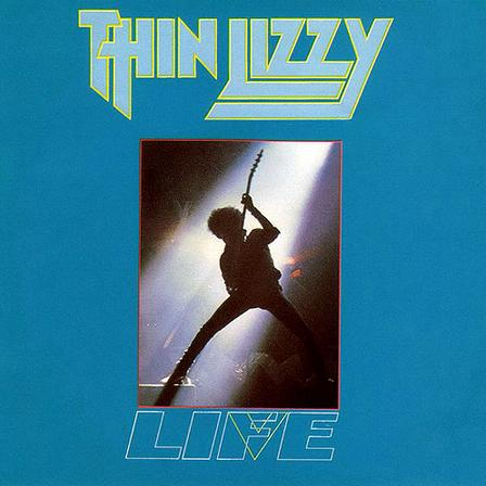 Thin Lizzy - Life: Live