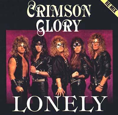 Crimson Glory - Lonely
