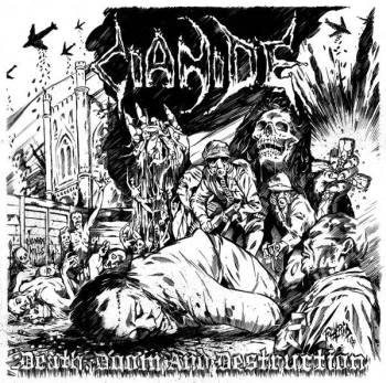 Cianide - Death, Doom and Destruction