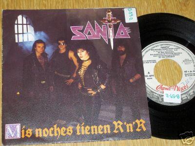 Santa - Mis Noches Tienen R'n'R