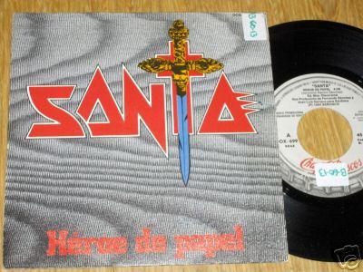 Santa - Héroe de Papel/Sobrevivir
