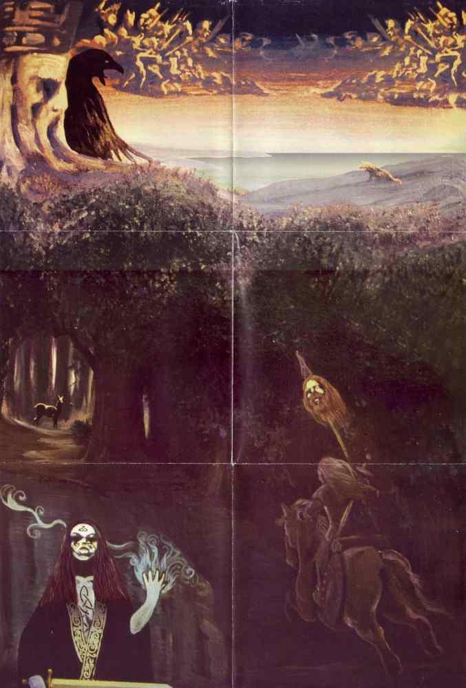 Bran Barr - Les Chroniques de Naerg