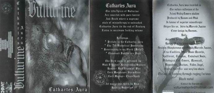 Vulturine - Cathartes Aura