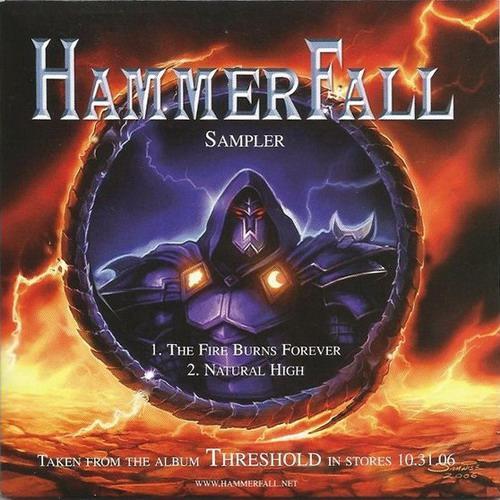 HammerFall / Belphegor / I - HammerFall / I / Belphegor Sampler