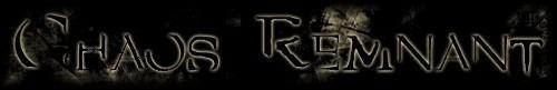 Chaos Remnant - Logo