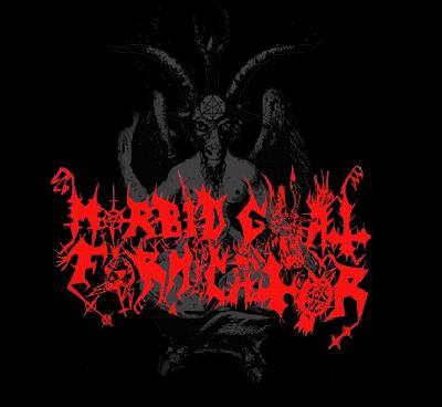 Morbid Goat Fornicator - Logo