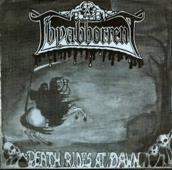 Thyabhorrent - Death Rides at Dawn