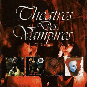 Theatres des Vampires - The Blackend Collection