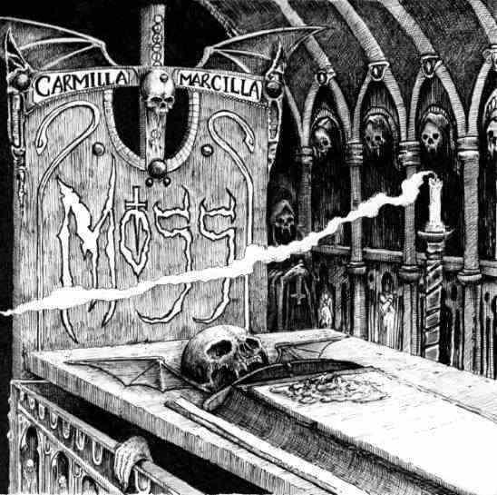 Moss - Carmilla (Marcilla) / Spectral Visions