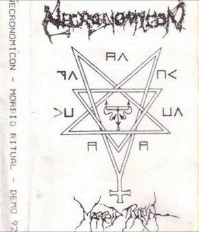 Necronomicon - Morbid Ritual
