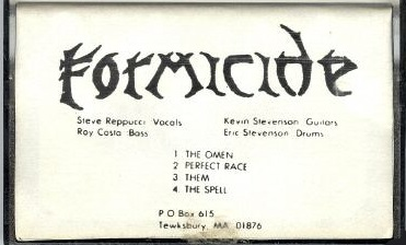 Formicide - Demo I