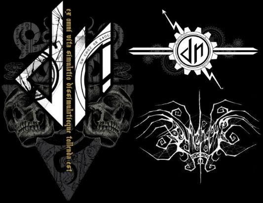 DunkelNacht - Logo