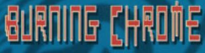 Burning Chrome - Logo