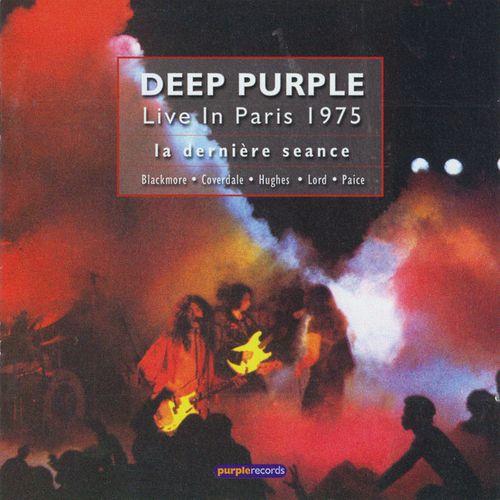 Deep Purple - Live in Paris 1975: La dernière séance