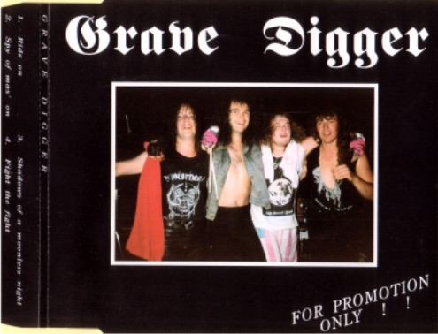 Grave Digger - For Promotion Only!!