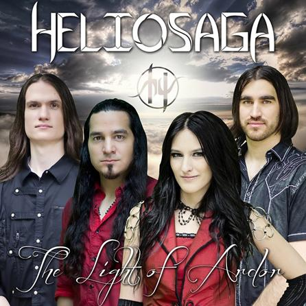 Heliosaga - The Light of Ardor