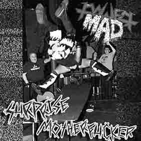 Power Mad - Surprise Motherfucker
