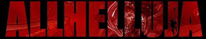 Allhelluja - Logo