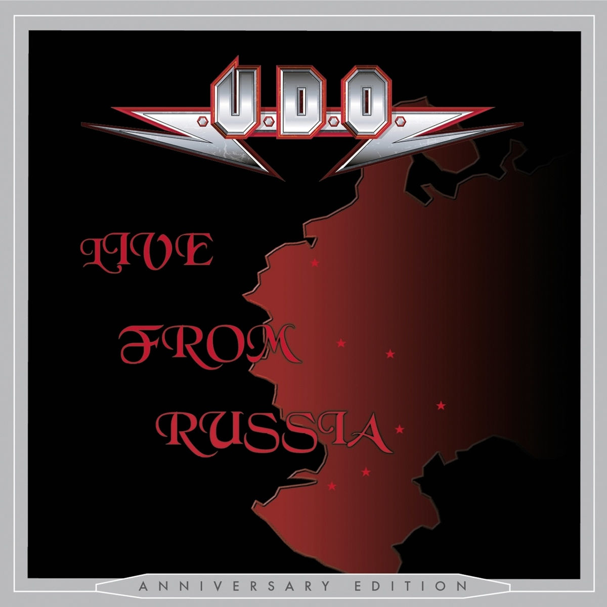 U.D.O. - Live from Russia