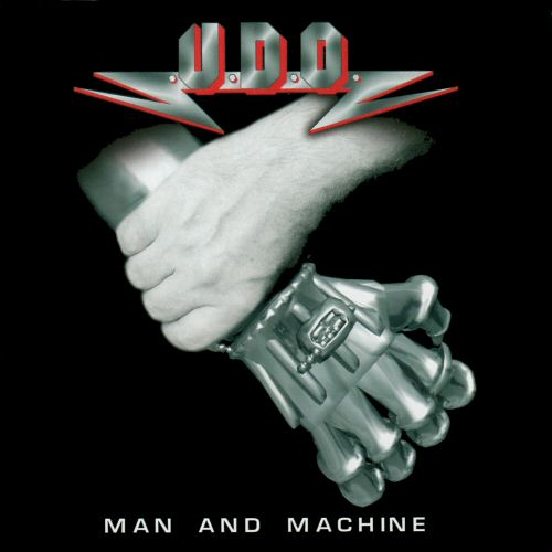 U.D.O. — Man and Machine (2002)