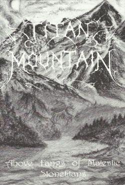 Titan Mountain - Above Fangs of Majestic Stonetitans