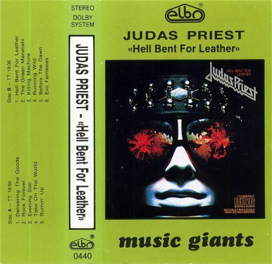 Judas Priest - Hell Bent for Leather - Encyclopaedia Metallum: The