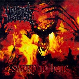 Veneral Disease - Sworn to Hate