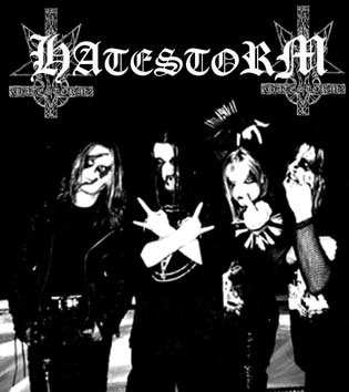 Hatestorm - Reign of the Horned