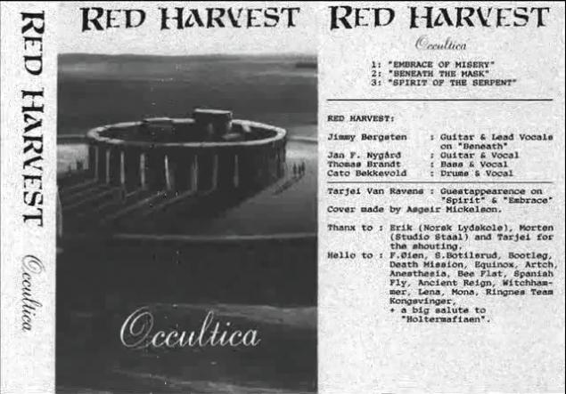 Red Harvest - Occultica