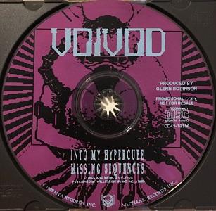 Voivod - Into My Hypercube