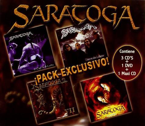 Saratoga - No Sufriré