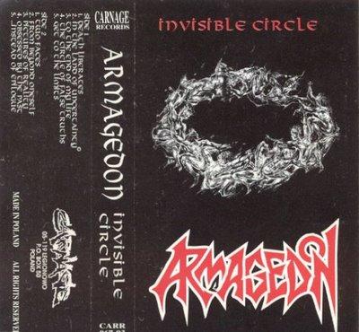 Armagedon - Invisible Circle