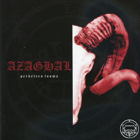 Azaghal - Perkeleen luoma