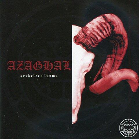 Azaghal - Perkeleen luoma