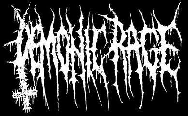 Demonic Rage - Logo