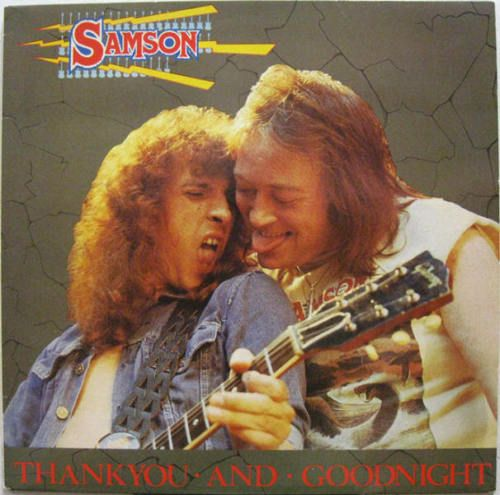 Samson - Thank You and Goodnight
