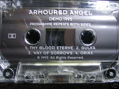 Armoured Angel - Demo 1995
