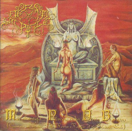 Eternal Sacrifice - Musickantiga... Prédicas do Vero Báratro (Cantata Lúgubre, the Revive Rapture of the Shadows Cult)