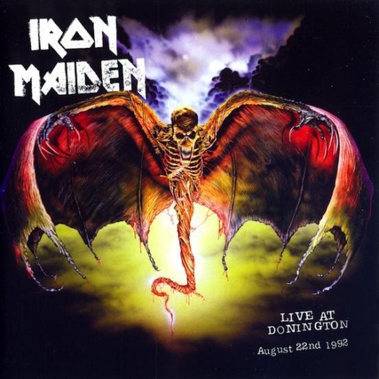 Iron Maiden - Live at Donington