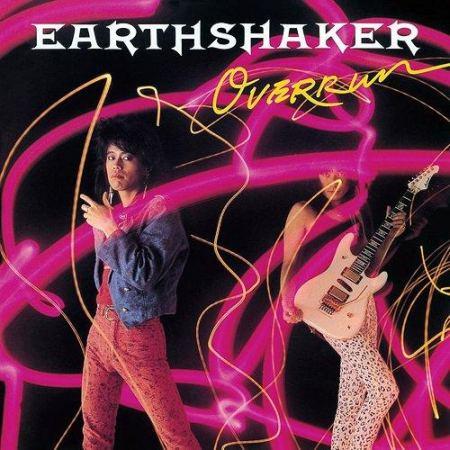 Earthshaker - Overrun