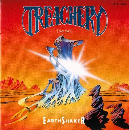 Earthshaker - Treachery