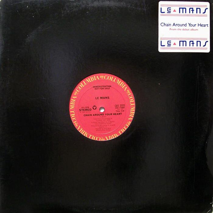 Le Mans - Chain Around Your Heart