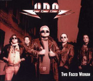 U.D.O. - Two Faced Woman