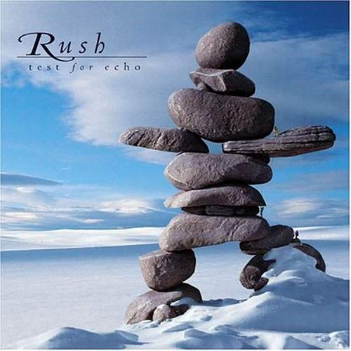 Rush - Test for Echo - Reviews - Encyclopaedia Metallum: The
